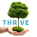 THRIVE: Social Media and Real Networks